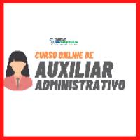 CURSO AUXILIAR ADMINISTRATIVO Online | Curso de especialização online com certificado