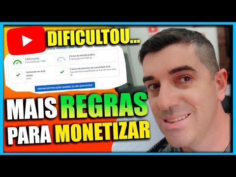 [ CUIDADO ] Novas Regras de Monetização para Canais de Youtube Entenda