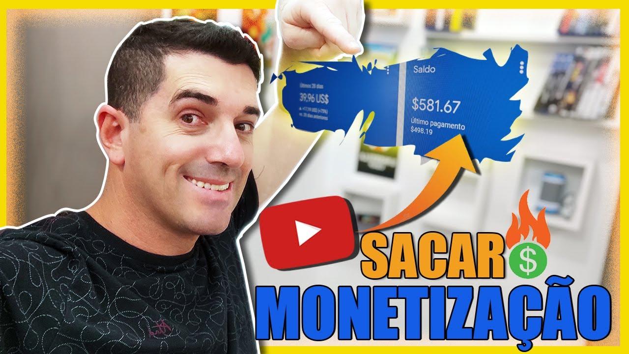 [ Mais Barato ] Como Receber a Monetização do Youtube Passo a passo